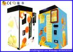 Durable Scan Code Payment Fresh Juice Vending Machine With CE Certification