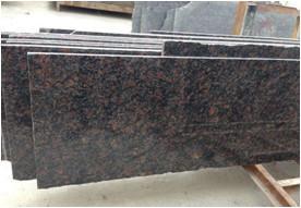 China Red Tan Brown Granite Marble Stone , Marble Look Granite Countertops on sale
