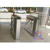 Full automatic rotating gate tripod turnstile in universal remote control
