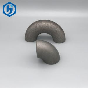 China API Carbon Steel Elbow Welding 180 Degree Standard ASTM Long Radius For Pipe Fitting on sale