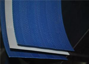 China Wear Resistance 100% Polyester Mesh Belt For Paper Pulp Washing on sale