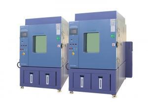 China 200 X 300mm Window Battery Testing Machine Anti - Explosive Test Chamber on sale
