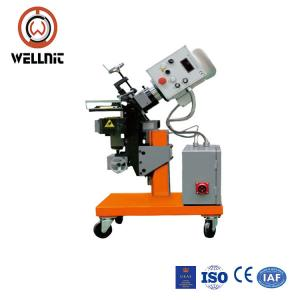 China Carbon Steel Alloy Plate Edge Milling Machine For Boiler Pressure Vessel on sale