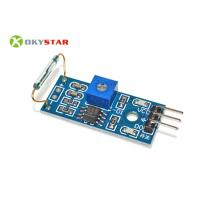 China Blue 3Pin Arduino Sensor Module Magnetron MagSwitch Reed Switch Sensor Module on sale
