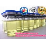 China Body Building Injectable Anabolic Steroids Solution Oil Nandro Test Depot 450 wholesale