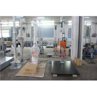 China Package Test  Drop Test Machine Meets ISTA 3A , ASTM, ISO, MIL STD Standard on sale