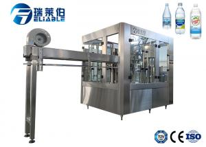 China Stable Carbonated Drink Cola Beverage Filling Machine Water Production Line on sale