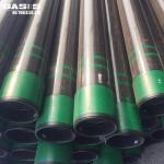 BTC Thread Steel Well Casing Pipe 7.09 - 20.24 Mm Thickness Extruded Technique