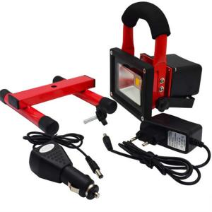 China 10 Watt LED Outdoor Flood Light , Rechargeable Portable LED Flood Light AC85 - 265V on sale