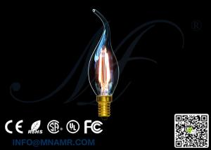 China 110v 220v LED Replacement Bulbs C35 E14 2w 2200k for Table Lamp on sale