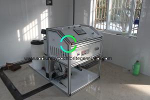300 G / H Sodium Hypochlorite Generation System Electrolysis