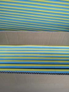 Quality Feuille 2*1m de mousse d'EVA de densité de Hign avec la couleur de double d' for sale