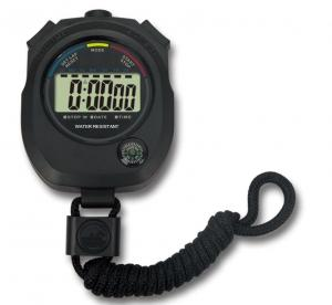 China Countdown Timer Sports Stopwatch Multifunctional LCD Digital Display Compass Function on sale