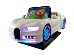 China Cartoon Style Coin Operated Kiddie Ride , Vintage Kiddie Rides MP3 With Music on sale