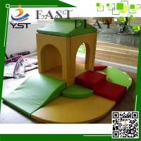 China Durable Soft Play Furniture , Toddler Soft Play Equipment 220 * 60 * 110 Cm on sale