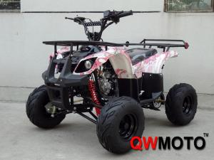 China 125CC Hunter ATV Quad with Racks (QW-ATV-02C) supplier