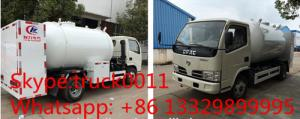 China best price LPG Filling Gas Truck With Mobile Dispenser Machine for sale, lpg gas dispensing truck for gas cylinders on sale