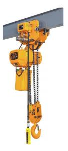 China 1-3T HSY Electric Chain Hoist, truss chain hoist on sale