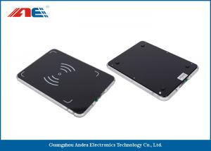 China RFID Scanner Detector RFID ID Card Reader , 50cm Wide Range RFID Card Writer on sale