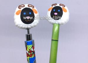 China Cute Cool Cartoon Animal Personalized Promotional Fan Ballpoint Pens on sale
