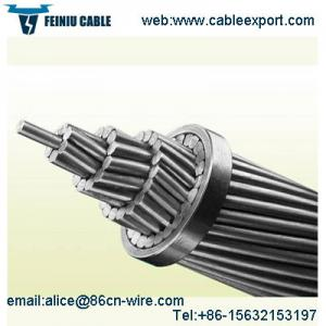 China Aluminum Steel Reinforced Cable on sale