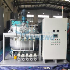 China 2017 New Design Popular Sale Lube Oil Blending Machine with Additives on sale