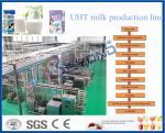 CHAÎNE de PRODUCTION de CRÈME GLACÉE de YAOURT ET du SOJA 2000LPH du SUS 304 d'acier inoxydable