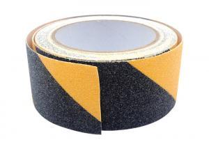 China Good Tensile Strength Abrasive Anti Slip Tape , Solvent Acrylic Non Skid Tread Tape on sale