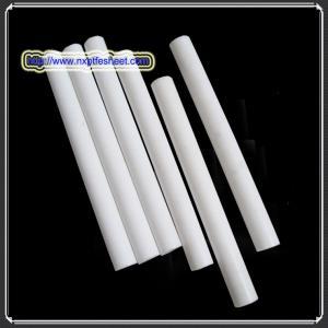 China manufacturing ptfe exturded rod ptfe teflon bar diameter:10~200mm on sale