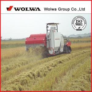China 2014 Professional mini combine harvester on sale