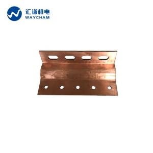 China Custom sheet metal parts fabrication bending welding  brass cnc laser cutting service on sale