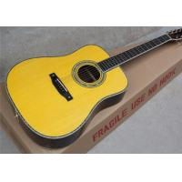 41 Inch CMF Martin Solid Wood Body Acoustic Guitar Sitka Mahogany Back and Side Authorized Grover Machine Heads
