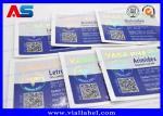 Adhesive Panton Printing Laser Hologram Vial Label