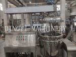 Multi Functional Industrial Vacuum Mixer Dispersion Emulsification And Homogenization