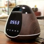 Smart Ultrasonic Air Scent Diffuser With Multi Color Changing Night Light