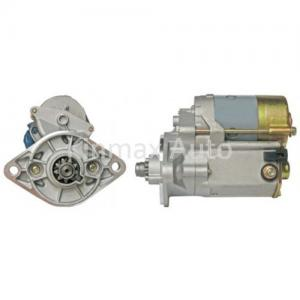 China Genuine Engine Starter For Isuzu , Automobile Electric Starter 128000-1900 on sale