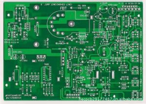 China 1.6mm FR4 Multi Layer PCB Module Board for Welding Machine with White Silkscreen on sale