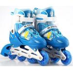 chaussures intégrées de patin, chaussures de rouleau