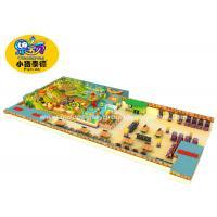 Kids soft play area game equipment amusement park indoor playground
