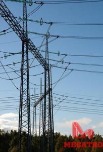 China 400KV gantries overhead line steel tower on sale