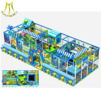 China Hansel   kids play area softplay indoor playgrounds play zone for amusement park on sale