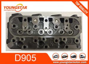 China Casting Iron D905 Engine Cylinder Head For Kubota BX22 BX2200D BX23LB-B on sale