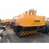 Used XCMG QY25 Truck   Crane