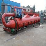 secador de madeira da serragem, estilo da combustão interna, operação automática