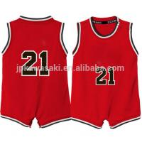 China Wholesale youth sublimation cheap custom reversible 100% polyester  basketball set on sale . d0dc3188b