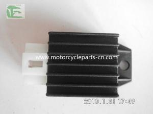 China KYMCO GY650 Scooter Voltage Regulator , Aluminum 4 wire Rectifier Assembly on sale