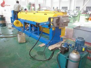 China Single Screw plastic pelletizing equipment PP & PE Cold-cutting Type on sale