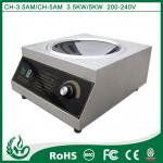 5kw wok induction cooker