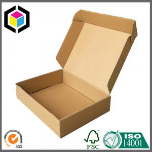 China Plain Brown Color Corrugated Cardboard Shipping Box, Mailer Box, Carton Moving Box on sale
