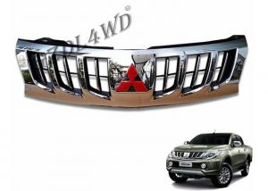 China Automotive Air Vent Grille Chromed Mitsubishi Triton l200 Mn Ml Mq 15 16 17 18 on sale